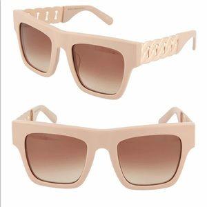Stella McCartney Core Light Pink 59MM Sunglasses